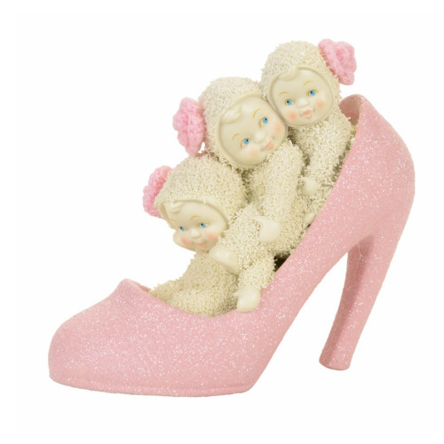 *New for 2017* Department 56 - Snowbabies - If The Shoe Fits