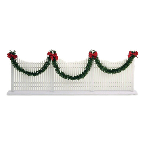 Byers Choice - Picket Fence
