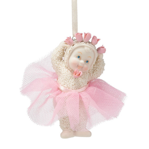 Snowbabies - TuTu Cute Ornament