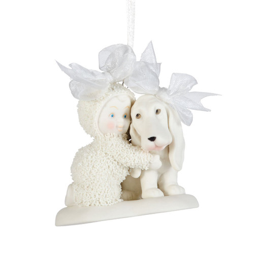 Snowbabies - Doggone Cute Ornament