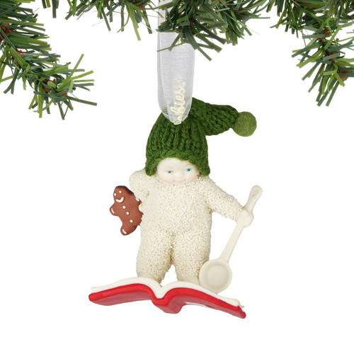 Snowbabies - Holiday Baking Ornament