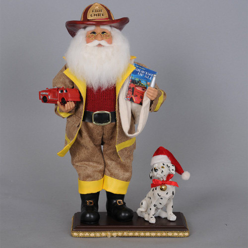 Karen Didion - Fire Chief Santa