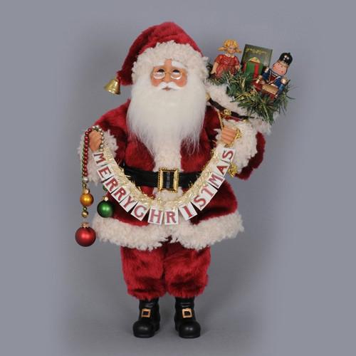 Karen Didion - Merry Christmas Santa