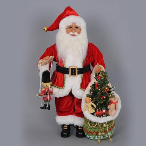 Karen Didion - Nutcracker Santa