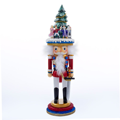 19 inch Hollywood Nutcracker Suite Wooden Figurine