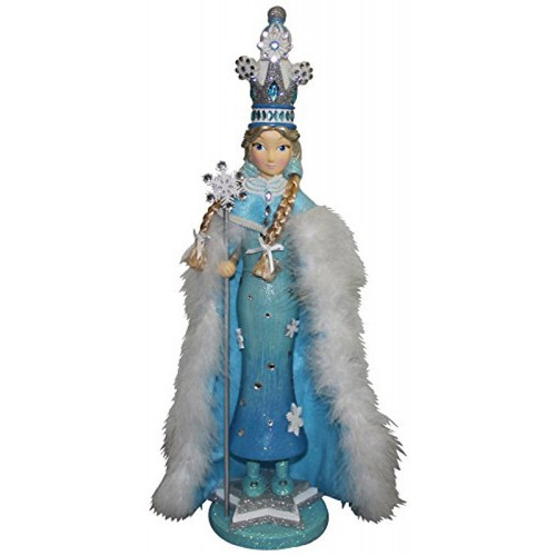 20 inch Hollywood Nutcracker Frozen Blue and White Snow Princess