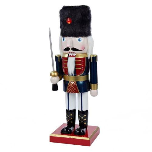 16 in. Wooden Soldier Nutcracker