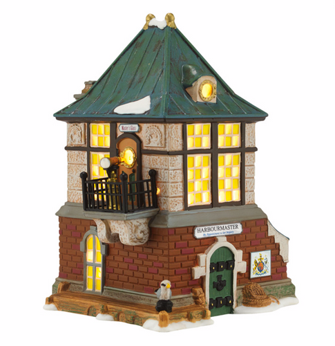 Department 56 Village - The Harbourmaster House