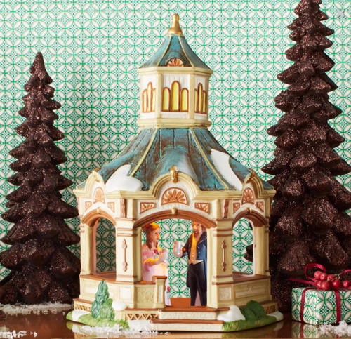 Department 56 Village - *2016 Anniversary Gazebo, DV