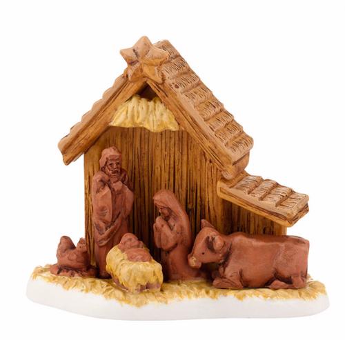 Department 56  Village - New England Village Nativity