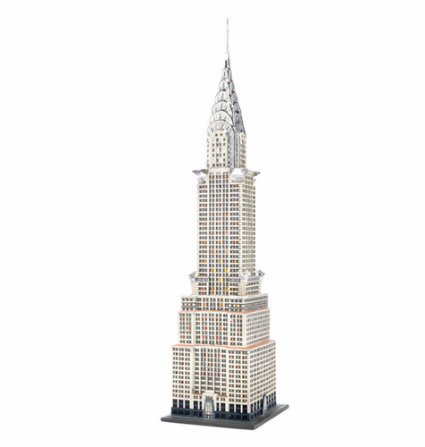 Department 56 Christmas in the City  - The Chrysler Building - 23inch Tall