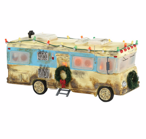 Department 56 National Lampoon - Cousin Eddie's RV