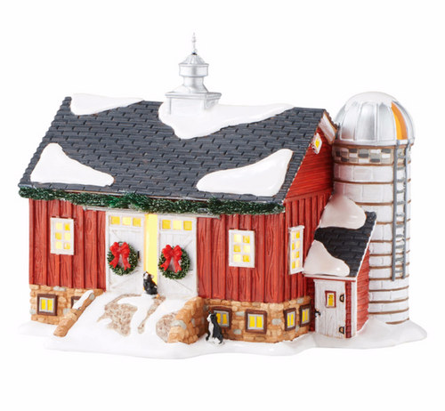 Department 56  *2016 Original Snow Village - Mistletoe Farm