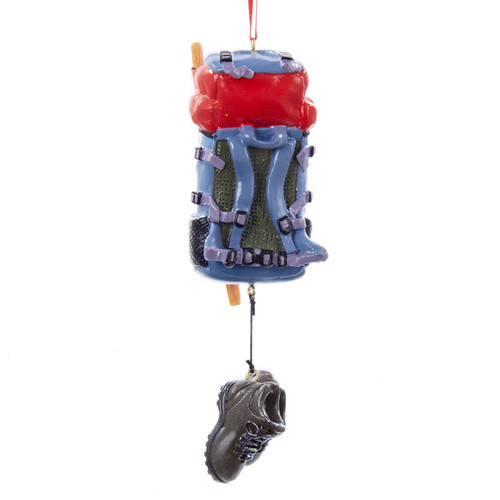 Hiking Pack Ornament