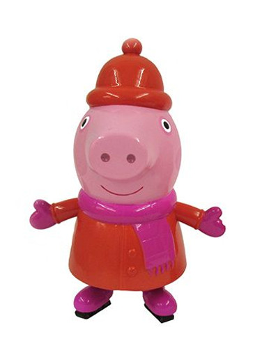 Peppa Pig with Scarf Ornament