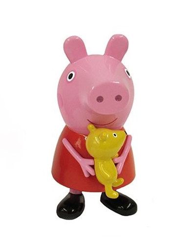 Peppa Pig with Teddy Bear Ornament