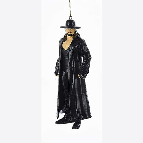 WWE Superstar The Undertaker Ornament