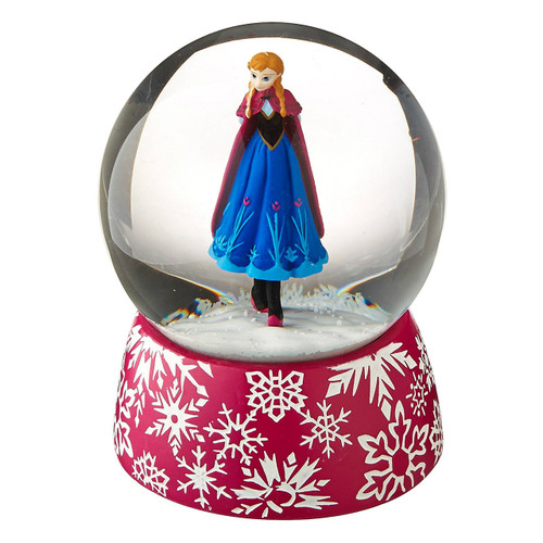 Frozen Princess Anna Snow Globe