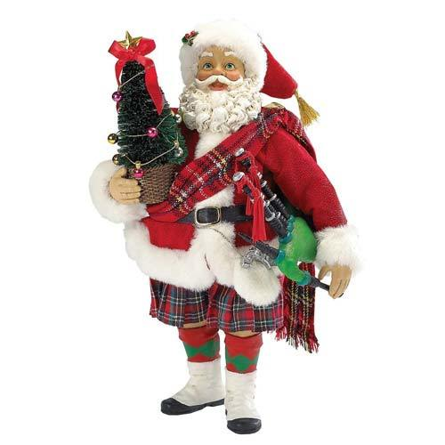 Kurt Adler Fabriche Santa