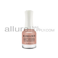Kiara Sky Nail Lacquer - 403 Bare With Me