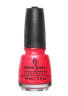 China Glaze Nail Polish Road Trip 2015 Spring Collection- I Brake For Colour