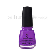 China Glaze Electric Nights Collection - Violet Vibes 82600