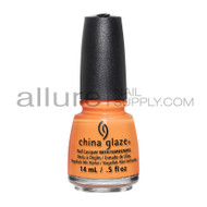 China Glaze Lite Brites Collection - None Of Your Risky Business 83546
