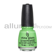 China Glaze Lite Brites Collection - Lime After Lime 83548
