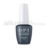 OPI Gel Color -  Grease Collection 2018 - GCG52 - Danny & Sandy 4 Ever!
