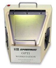 Buffalo Opti™ Workstation with Suction and Light, 36560, 36565