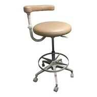 A-dec Refurbished 1622 Assistant's Stool