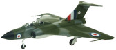 Aviation 72 Gloster Javelin FAW 4 XA634 (EX-LEEMING) JET AGE MUSEUM Scale 1/72
