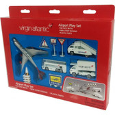 Virgin Toy Airport Playset Age 3+ PP-VAA6261