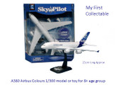 New Ray 'Skypilot' Airbus Livery A380 Scale 1/300 NR20343
