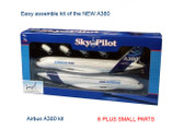 Sky Pilot A380 toy kit 'Easy assemble ready painted' 23cm long 20345