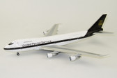 J-FOX UPS N523UP BOEING 747-283B(SF) WITH STAND  SCALE 1/200
