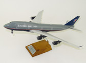 JC WINGS UNITED AIRLINES BOEING 747-400 N178UA BATTLESHIP SCALE 1/200