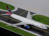 GEMINI JETS BRITISH AIRWAYS BOEING 777-200 G-G-VIIJ SCALE 1/400 GJBAW355