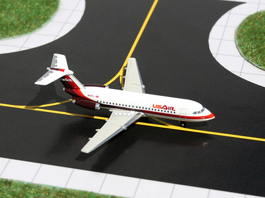 GEMINI JETS US AIR  BAC 1-11 SCALE 1/400 GJUSA204