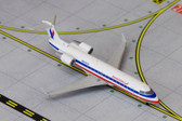GEMINI JETS  AMERICAN EAGLE CRJ200 OLD WHITE LIVERY N866AS SCALE 1/400