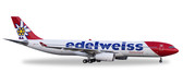 HERPA WINGS EDELWIESS AIR AIRBUS A330-300 SCALE 1/200