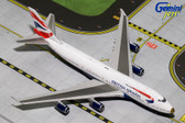 "GEMINI JETS  BRITISH AIRWAYS ""VICTORIOUS""  BOEING 747-400 G-CIVA SCALE 1/400 GJBAW1593"