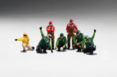US NAVY DECK CREW LAUNCH TEAM (7 FIGURES) Scale 1/72 TSMWAC002 Expected June 2017