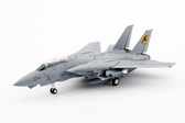NORTHROP GRUMMAN F-14A VF-213 #104 TOP GUN MOVIE ICEMAN AND SLIDER Scale 1/72 TSMWTP002 Expected September 2017