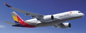 JC WINGS ASIANA AIRLINES A350-900XWB HL8078 SCALE 1/200 Due September 2017