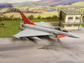 JC WINGS EUROFIGHTER EF-2000 TYPHOON NO.29(R) SQUADRON 2015 SCALE 1/72