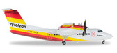 HERPA  DHC-7 DASH 7 TYROLEAN OE-LLS (DIE-CAST)  SCALE 1/200 IS DUE MARCH 2017