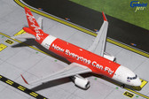 Gemini 200 Air Asia Airbus A320-200S HS-BBH Scale 1/200 Due late February 2017