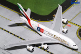 "Gemini Jets Emirates Airbus A380-800 ""FA Cup"" A6-EER  Scale 1/400 Due late February 2017"