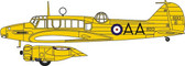 Oxford Diecast Avor Anson NO.6013 AA NO.1 SFTS RCAF Scale 1/72  Due November 2017